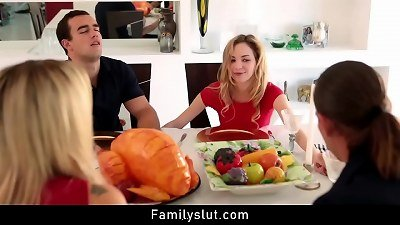 cool blondie teen Sneaks Around And pulverizes Stepbrother | hookup with sista