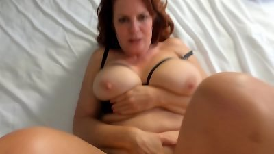 mother Wants to get her butt plowed